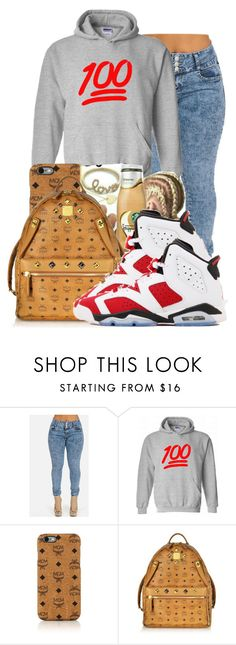 . by ray-royals on Polyvore featuring MCM and NIKE
