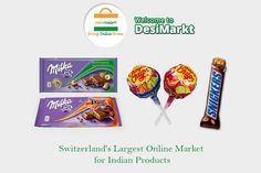 Shop Online from a wide range of Fruits, Vegetables, Food and Drinks.  Visit @ www.desimarkt.ch  #indiangrocery #onlineshopping