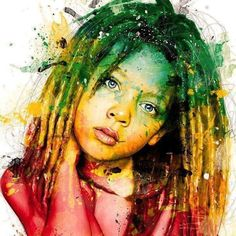 Patrice Murciano is a visual artist who was born in Belfort, France. Enjoy reading the interview and viewing of Patrice Murciano paintings and New Pop series Arte Pop, African American Art, African Art, Murciano Art, Patrice Murciano, Pop Art, Rasta Girl, Rasta Man, Colorful Paintings