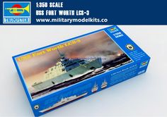USS Fort Worth LCS-3 Trumpeter 04553