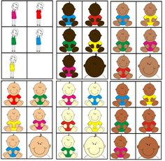 matrix de baby: color clothes mommy combine with skin color baby to get the right … - Kleidung Baby Motiv, Matrix, Busy Bags, Baby Sister, Baby Groot, Blog, Babys, Projects, Kids