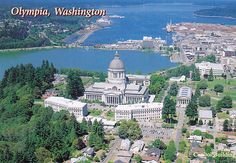 Olympia, Washington State Capitol