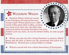 Over 100 Fascinating Facts About U.S Presidents Past and Present : Facts About US Presidents Woodrow Wilson Check Out Part 1 of This Post Here Presidents Wives, American Presidents, American History, American Soldiers, British History, Native American, Nasa History, History Facts, Ancient History