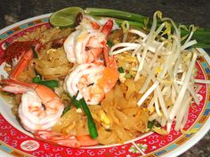 Pad Thai: Thai Style Noodle Stir Fry – Joy's Thai Food Recipe Blog and Training for Beginners