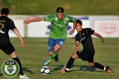 Sounders U-23 alum Fernando Monge drafted to MLS