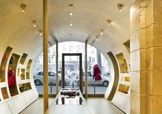Boutique in Paris