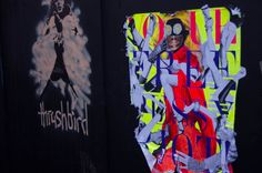 #Graffiti at Brick Lane in #London. Photo by alphacityguides.