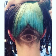 16 Colorful Undercuts That Will Make Your Current Hair Feel Boring AF