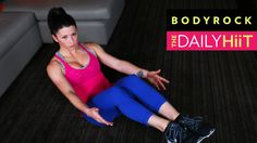daily hiit workout bodyrock