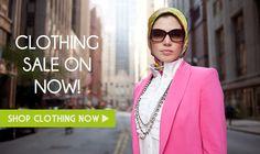Online Hijab Store | Hijab Shop | Haute Hijab