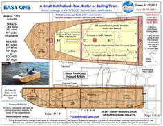 If you love to work with your hands, have basic carpentry skills and love the water, you should consider building your own boat. Building your own boat can save you lots of money. Make A Boat, Build Your Own Boat, Diy Boat, Plywood Boat Plans, Wooden Boat Plans, Wooden Boats, Duck Blind Plans, Duck Boat Blind, Wooden Boat Building