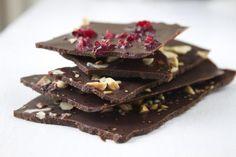 Sunn sjokolade: Lag din egen knallsunne sjokolade - KK.no
