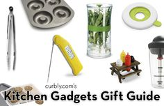 gifts for cooks - lots of goodies on here
