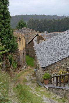 Casa Doñano, Galicia, Spain