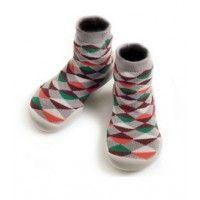 Love this pattern!  Collegien Hermine - Rhombe - Slippers