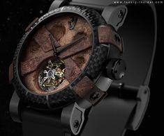 Romain Jerome Moon Dust-DNA Watch