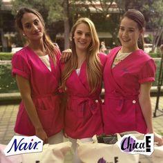 Una chica Nair, es una #ChicaEMéxico