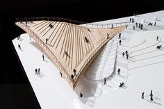 BIG Architects Brooklyn Bridge park pier
