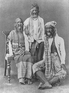 Left to Right: Mahphoon, Mah Me, Moung Phoset - The Sacred Hairy Family of Burma This family's hypertrichosis stretched over 5 generations. The Hairy Family was exhibited by PT Barnum for a season in the UK, and a brief tour in the US. in 1888