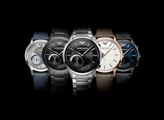 The stylishly smart Hybrid Smartwatch Collection by Emporio Armani  Connected is available now.  EAConnected 1a679aca724