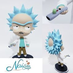 colecionavel Sonic The Hedgehog, Clay, Fictional Characters, Cold, Cold Porcelain, Ornaments, Clays, Fantasy Characters, Sculpture Clay