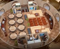 Where will you go when disaster strikes? For wealthy preppers, the answer lies underground. Check out these ridiculously swanky bunker! Survival Shelter, Survival Food, Camping Survival, Survival Prepping, Emergency Preparedness, Survival Hacks, Outdoor Survival, Survival Skills, Underground Shelter
