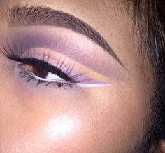 Purple eyeshadow #brighteyeshadows