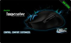Razer Imperator Gaming Mouse - Ergonomic Mouse for Gaming - Razer United States
