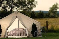 Eco-Friendly Accommodations in Upstate New York