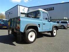 Image result for land rover pick up 105 defender