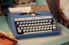 Vintage Fox typewriter
