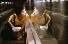 Chungking Express (1994, Wong Kar-Wai) / Cinematography by Christopher Doyle, Wai-Keung Lau