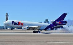 """N311FE Federal Express (FedEx) 1975 McDonnell Douglas MD-10-30F - cn 46871 / ln 219  """"Sherrese"""""""