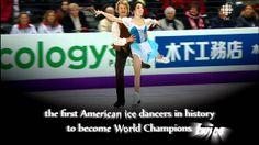 Meryl Davis & Charlie White   Quest for Gold  [road to Sochi]