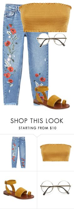 """Untitled #161"" by newyorkbae on Polyvore featuring MANGO and Free People"