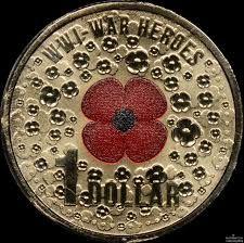 Australian 1 Dollar $1 Coins