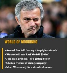 World of Mourinho