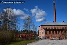 Oravais fabrik - Oravaisten tehdas