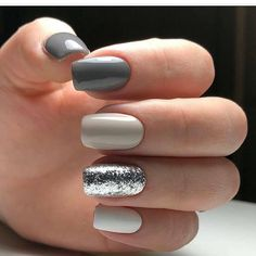 In seek out some nail designs and ideas for your nails? Here's our list of must-try coffin acrylic nails for modern women. Classy Nails, Stylish Nails, Simple Nails, Cute Nails, Purple Nail, Gray Nails, Green Nail, Best Acrylic Nails, Acrylic Nail Designs