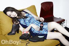 [FS화보] 크리스탈, 런던 섹시 여신으로 변신 http://www.fashionseoul.com/?p=24361