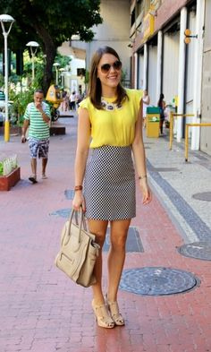 54c78b7e42 Look do dia  Dani Villanova Store