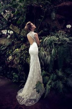 nurit hen 2013 wedding dress keyhole back -- Nurit Hen Wedding Dresses 2013 Wedding Dress 2013, Wedding Dresses Uk, Elegant Wedding Dress, Cheap Wedding Dress, Bridal Gowns, Lace Wedding, Mermaid Wedding, Backless Wedding, Lace Mermaid