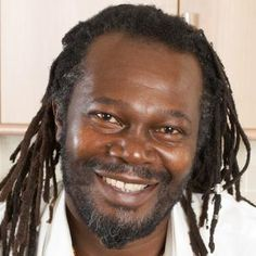 """According to Jamaican chef Levi Roots """"a woman should know how to peel a carrot""""."""