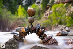 The Art of Stone Balancing