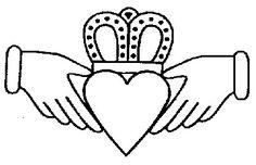 Claddagh...love, friendship, loyalty