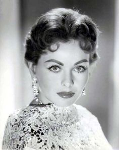 Jeanne Elizabeth Crain (May 25, 1925 – December 14, 2003) was an American actress whose career spanned three decades from 1943 to 1975.