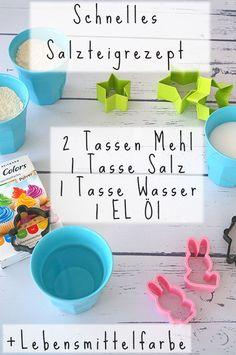 Ihr sucht ein schnelles salzteigrezept? Dann schaut mal auf dem Blog. Ich erkläre genau, wie es geht und habe auch noch eine tolle Geschenkidee aus Salzteig für euch. #salzteig #geschenkidee #bastelnmitkindern
