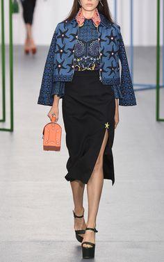 Holly Fulton Look 9 on Moda Operandi