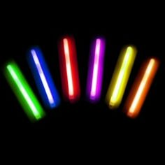 Donna- At the end of the play, glow sticks can be used for the sinus rhythm for the audience to have a visual. Also, there can be glow sticks at the party.