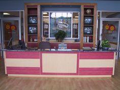 Kids R Kids Reception  Cabinets: LBC Design Cabinetry - Cornelius, NC